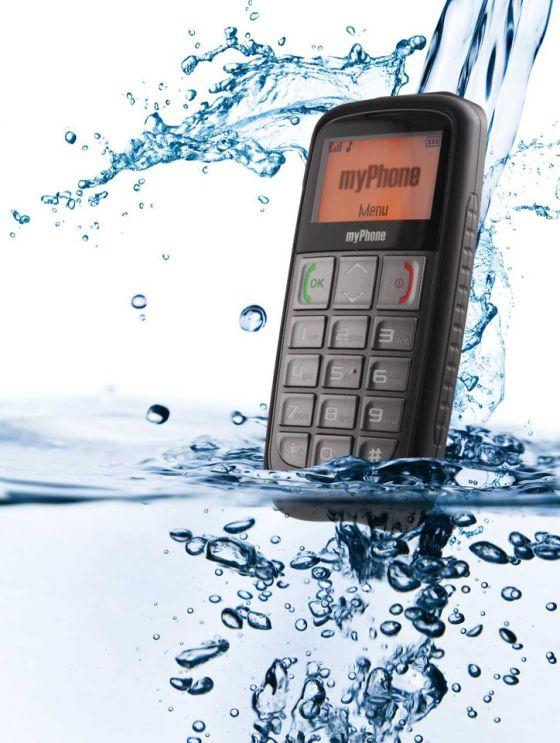 myPhone 5300 Forte czarny